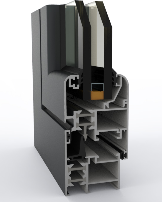 imagen de un sistema abatible 45-52 rpt hc